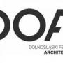 DoFA Dolnośląski Festiwal Architektury